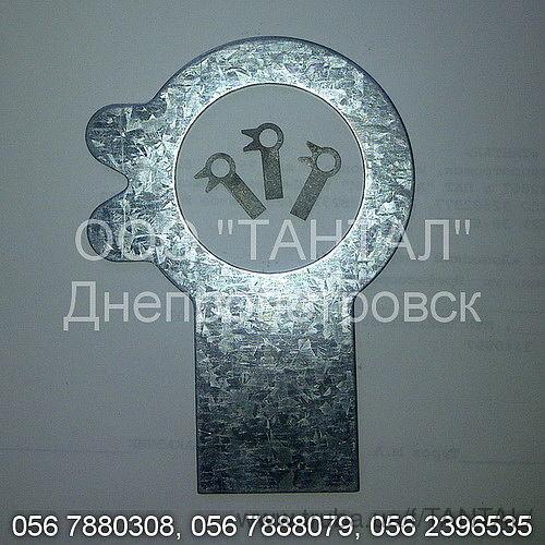 Шайби стопорні з лапкою ГОСТ 13463-77 - в наявності разміри від 4 до 42