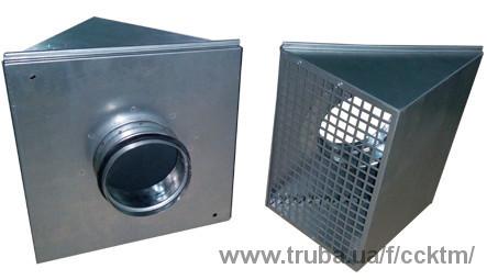 Расширен ряд канального вентиляционного оборудования.