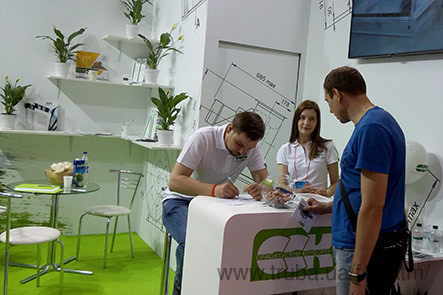 Итоги выставки Аква-Терм 2017 от компании ССК ТМ