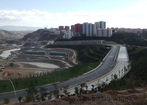 Самый крупный проект обогрева дороги реализован Danfoss в столице Турции Анкаре