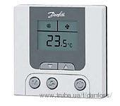 Новый комнатный терморегулятор REPI от Danfoss