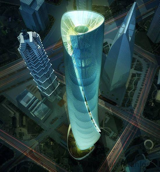 Технологии Danfoss сделают Shanghai Tower эталоном экологичности
