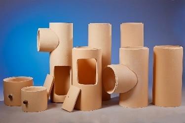 Керамические дымоходы ТМ Керамия по мелкооптовой цене в розницу