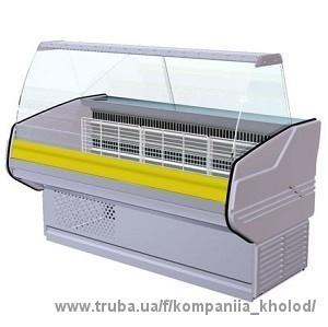 Обновлен модельный ряд торговой холодильной мебели
