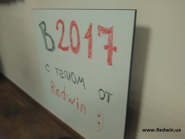 Беспроводной регулятор со скидкой 50% от Redwin.