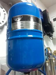 Распродажа складских остатков гидроаккумуляторов Zilmet 5л