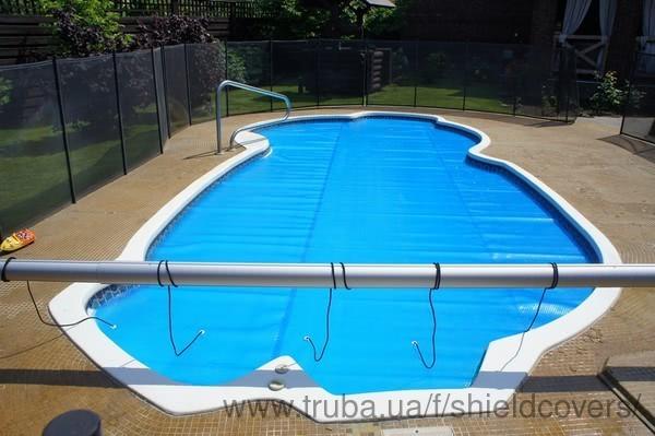 Новая цена на солярную пленку для бассейна