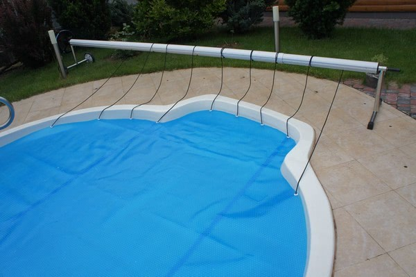 Солярная пленка для бассейна по сниженной цене!