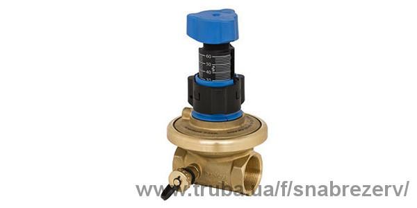 Новое поколение балансировочного клапана ASV-PV от Danfoss