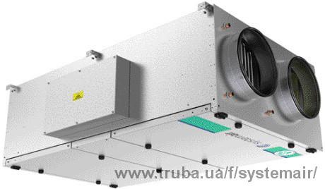 Воздухообрабатывающий агрегат Systemair прошел ряд обновлений
