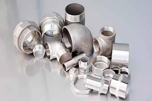 Теперь все виды резьбового фитинга из нержавеющей стали можно купить в одном месте!