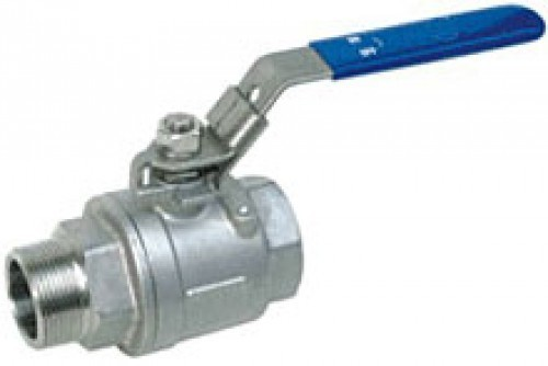 Пополнение склада: кран нержавеющий внтрен/наружн Ду 15 AISI304