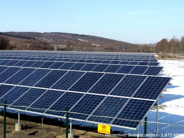 В Винницкой области в 2016 году открыто 9 солнечных электростанций