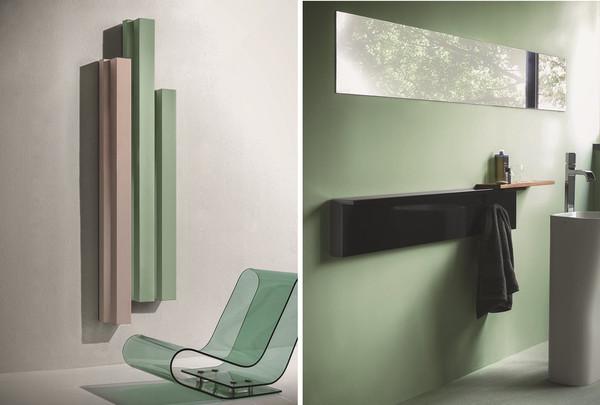 Итальянские дизайнеры переосмислили форму радиатора
