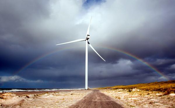 В Херсонской области установят ветропарк мощностью 41 МВт