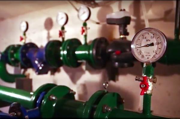 Киев на 95,2% оснащен домовыми счетчиками тепла
