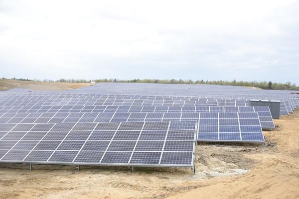 «Зеленая» энергетика увеличивает темп: 66,1 МВт за три месяца
