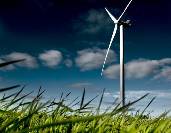 В Херсонской области открыта первая очередь нового ветропарка мощностью 41,4 МВт