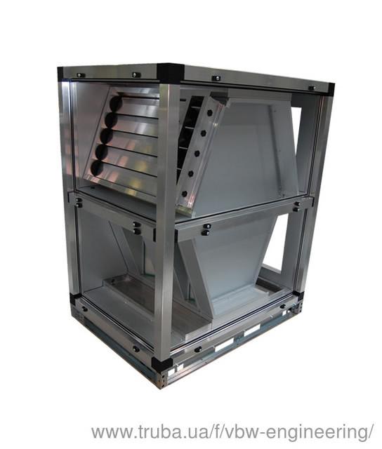 Модуль рекуперации тепла MHR - новинка в предложении VBW Engineering!