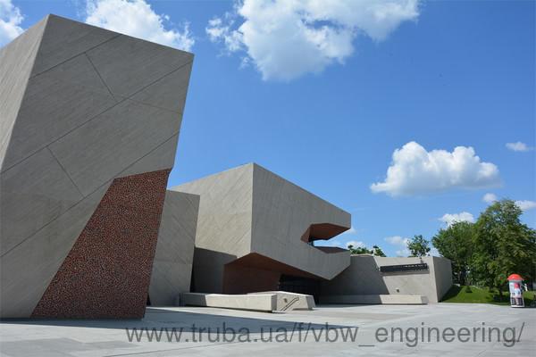 Іспанська архітектура, мозаїка Пікаділі і Бетховен із рішеннями VBW Engineering