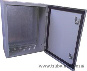Веза-Украина начала серийное производство металлических шкафов