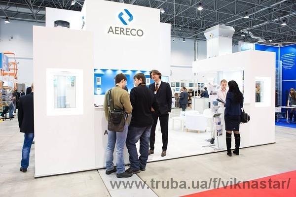 Компания Aereco приняла участие в выставке «SibBuild 2016»