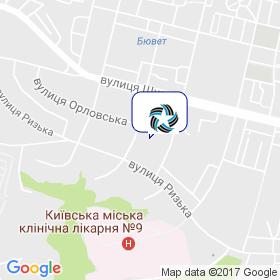 Адели-М на карте