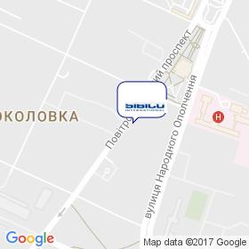 Фирма СИБИКО Интернэшнл на карте
