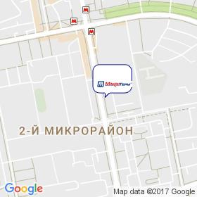 Макситерм на карте