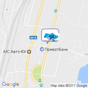 Техкомплект-Одесса на карте