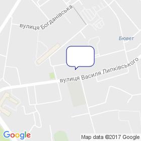 Time Service на карте
