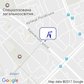АЭРОТЕРМ на карте