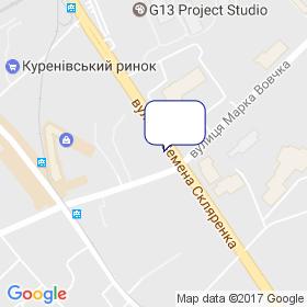 ТД Акваленд на карте
