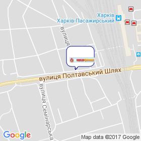 Альфа-Феникс на карте