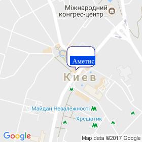 АМЕТИС на карте
