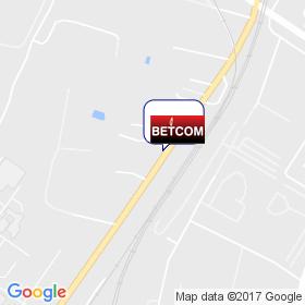 БЕТКОМ-УКРАИНА на карте