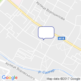 Крымтех НПП на карте
