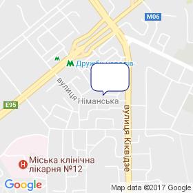 Евроактив на карте