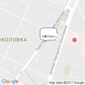 Гладун А. В. на карте