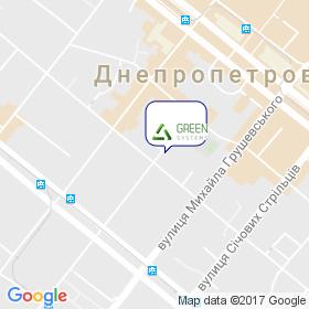 Green-Systems на карте