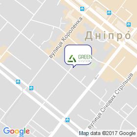 Green-Systems на мапі