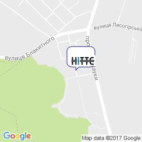 Хитте на карте