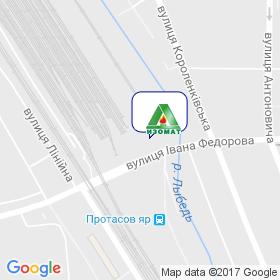 Торговый Дом Изомат на карте