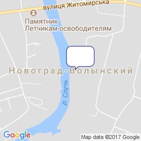 Керамия на карте