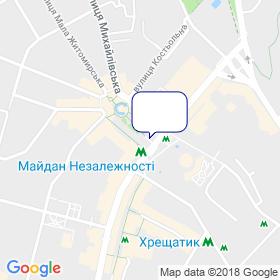 Власенко на карте