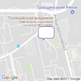 НС-Технологии на карте