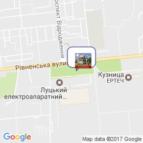 Петровський Николай Иванович на карте