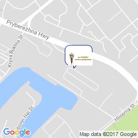 ПСО Гермес на карте