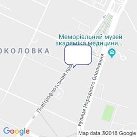 Раденко А.М. на карте
