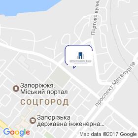 РИСТАЛИНГ на карте